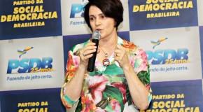 Nancy Thame, presidente do PSDB-Mulher SP fala sobre os avanços e desafios da mulher na política