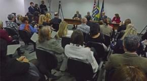 PSDB Mulher na apresentação da nova coordenadora de Políticas para Mulheres de SP