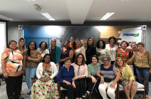 Edna Martins promove Encontro do Estadual para prestação de contas