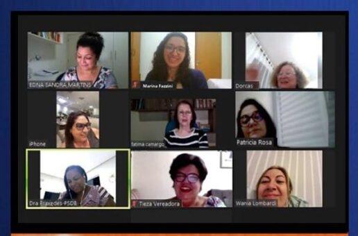 Reunião Executiva Estadual do PSDB Mulher